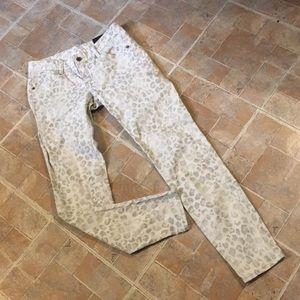 Armani Exchange J20 super skinny jeans size 2
